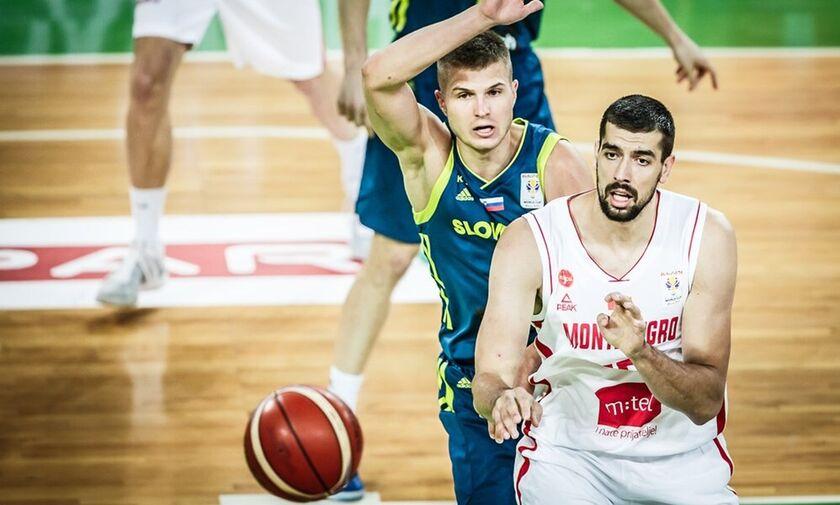 Μαυροβούνιο: Χάνει το Μουντομπάσκετ ο Μπάροβιτς