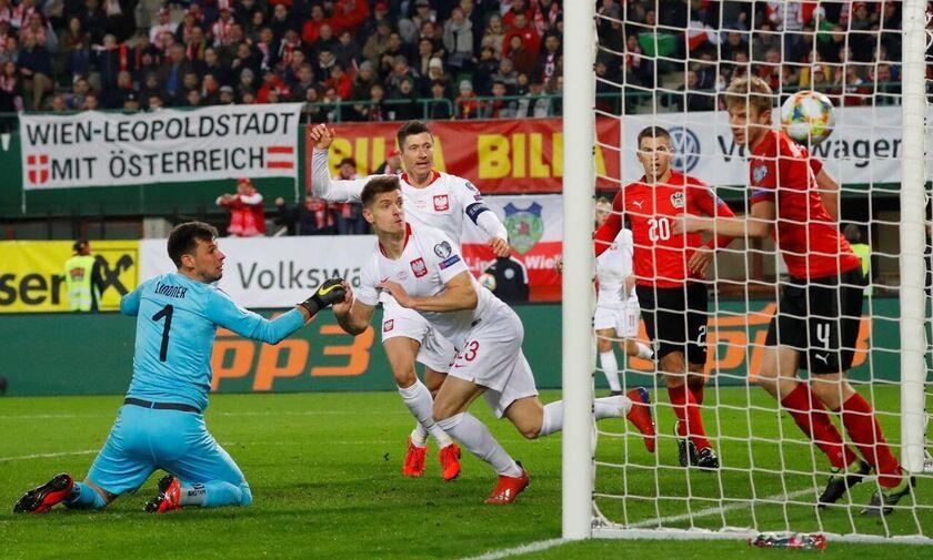 Νίκη για Τσεχία, γκολ στη Πολωνία