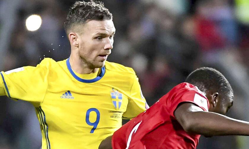 Χαμός στη Σουηδία για Μπεργκ - Την καλύτερη απάντηση δίνουν οι συμπαίκτες του
