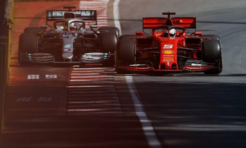Grand Prix Καναδά: Η στιγμή που έκρινε τη νίκη ανάμεσα στον Φέτελ και τον Χάμιλτον (vid)