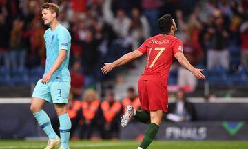 Πορτογαλία-Ολλανδία 1-0: Πήραν και το Nations League οι Ίβηρες (vid)