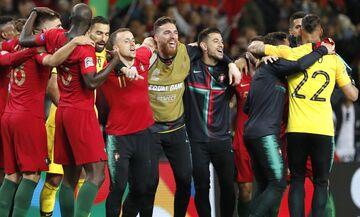 Πορτογαλία-Ολλανδία 1-0: Το σήκωσε ο Ζοσέ Σα (pics, vid)