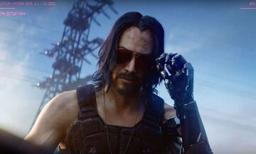 Cyberpunk 2077 με Keanu Reeves στο νέο trailer - Πότε κυκλοφορεί (vid)