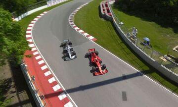 Grand Prix Καναδά: H Ferrari κάνει ένσταση για την ποινή στον Φέτελ (vid)