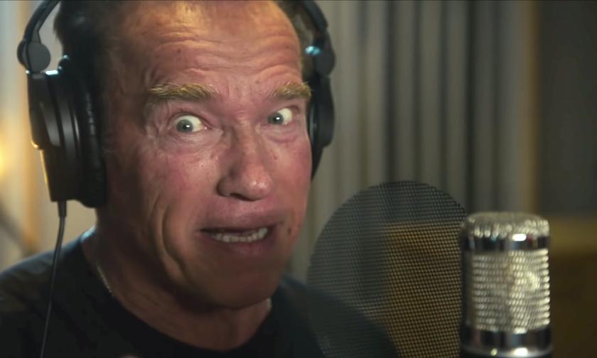 Arnold Schwarzenegger: «Eξολοθρευτής» της ραπ μουσικής (vid)