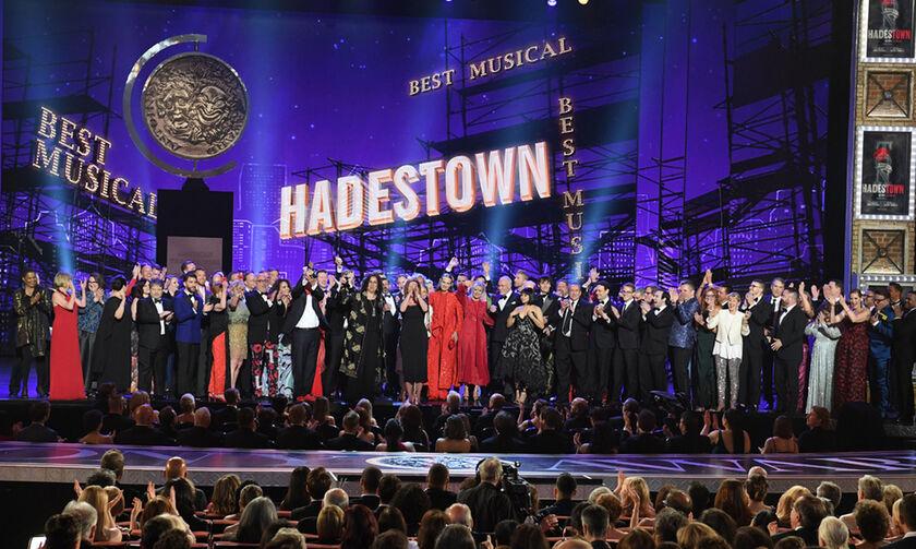 «Tony Awards 2019»: Μεγάλος νικητής της βραδιάς το «Hadestown»