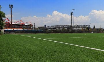 Αυτοψία στα γήπεδα του ΣΕΦ: Τελειώνει ο Γολγοθάς του Πειραιά