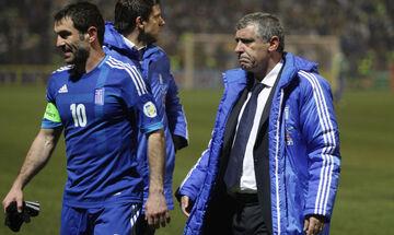 Ο Καραγκούνης ξανάσμιξε με τον Σάντος στον τελικό του Nations League: «Parabens coach» (pic)