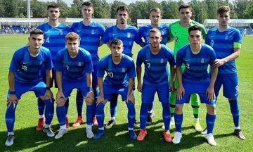 Η Εθνική Νέων 4-1 το Κιργιστάν