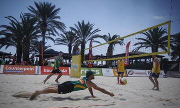 Αλλαγές στο καλεντάρι του beach volley λόγω... εκλογών