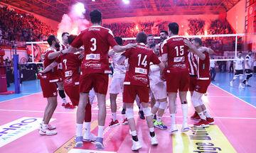 Στο CEV Cup δήλωσε συμμετοχή ο Ολυμπιακός για τη σεζόν 2019-2020