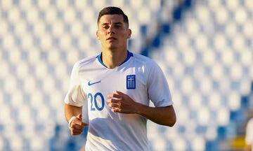 Γκολ ο Βρουσάι στο 5-0 της Ελλάδας επί του Σαν Μαρίνο