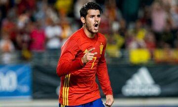 Προκριματικά Euro 2020: «Τριάρα» της Ισπανίας στη Σουηδία του Μπέργκ (vids)