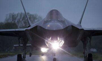Οι τούρκοι χειριστές των F-35 δεν εκτελούν πλέον εκπαιδευτικές πτήσεις στις ΗΠΑ