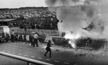 Λε Μαν 1955: Η μεγαλύτερη τραγωδία σε αγώνα αυτοκινήτων (ΣΚΛΗΡΕΣ ΕΙΚΟΝΕΣ + VIDEO)