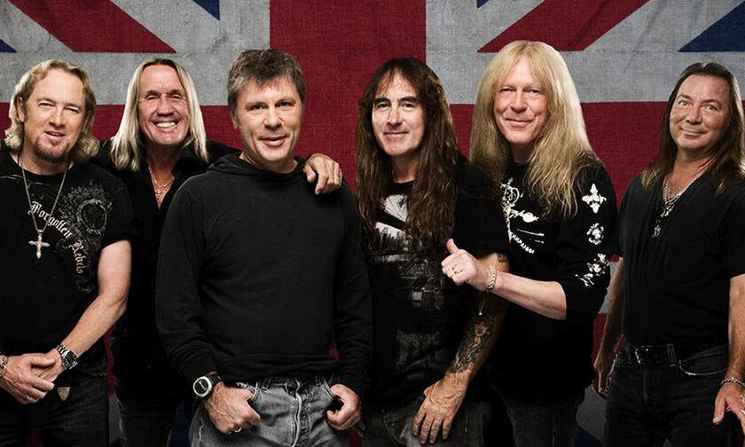Οι Iron Maiden κάνουν μήνυση σε εταιρία βιντεοπαιχνιδιών