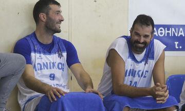 Ο 40χρονος Σωτήρης Κατούφας επιστρέφει στη Basket League