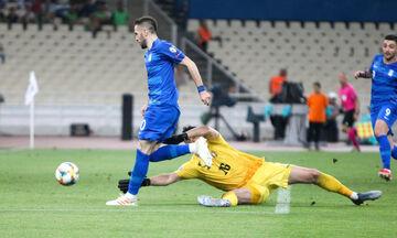 Ελλάδα - Αρμενία 2-3: Η φουρτούνα και ο Φορτούνης
