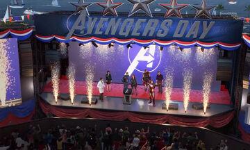 Κυκλοφόρησε το τρέιλερ για το παιχνίδι «Marvel's Avengers: A-Day» (vid)