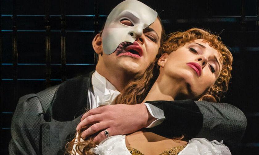 «Το Φάντασμα της Όπερας» έρχεται στο Christmas Theater