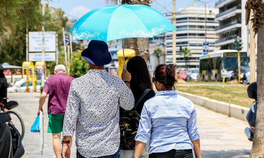 Καλλιάνος: Θερμή εισβολή την Πέμπτη και την Παρασκευή - Πού θα φτάσει η θερμοκρασία