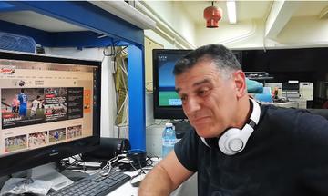 Άγριο ξέσπασμα Γεωργούντζου: «Η ΕΠΟ κατέστρεψε την Εθνική Ελλάδος» (vid)