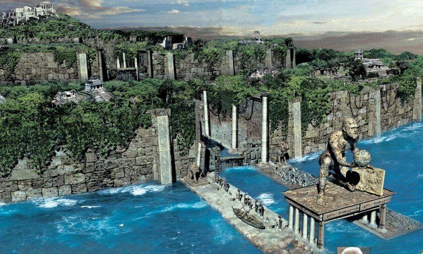 «Lost Atlantis Experience Museum»: Το πρώτο διαδραστικό μουσείο που ταξιδεύει στην Χαμένη Ατλαντίδα