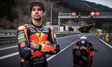 Οδηγός του MotoGP πηγαίνει σε... σχολή οδηγών ελλείψει διπλώματος!
