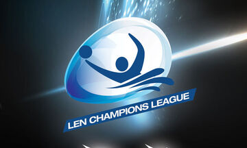 Καλεντάρι LEN Champions League: Το πρόγραμμα του Ολυμπιακού για τη σεζόν 2019-2020