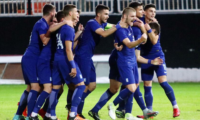 Νέα νίκη για την Εθνική Νέων, 2-0 τη Βουλγαρία