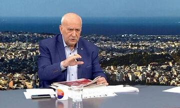 O Γιώργος Παπαδάκης θα κλείσει 30 χρόνια στον ANT1