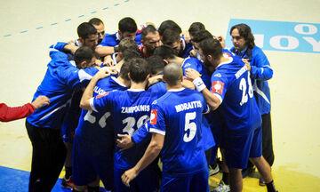Ισόπαλη 28-28 η εθνική μας με την Ισλανδία