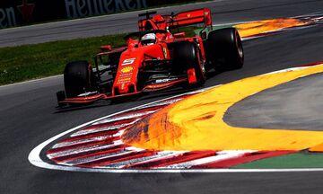 Δεν καταθέτει έφεση η Ferrari