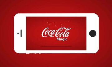 Το νέο app της Coca - Cola είναι εδώ και θα σε συναρπάσει