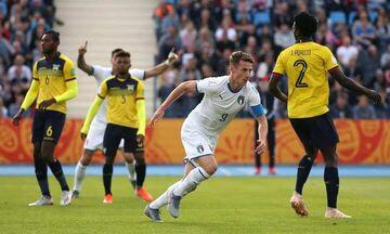 Παγκόσμιο Κύπελλο Νέων: Αποχαιρετούν με γκολ