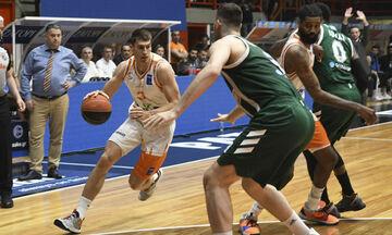 Basket League: Παναθηναϊκός και Προμηθέας, πράξη τρίτη