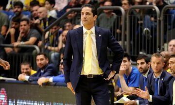Μακάμπι: Προπονητής της χρονιάς ο Σφαιρόπουλος στο Ισραήλ