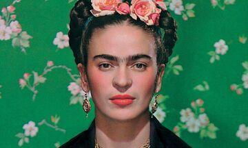 Frida Kahlo: Για πρώτη φορά μπορούμε να την ακούσουμε (vid)