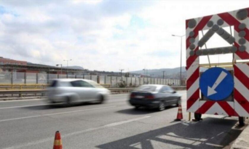 Παραλιακή: Κυκλοφοριακές ρυθμίσεις την Τρίτη στη Νέα Λεωφόρο Ποσειδώνος