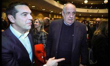 Στα ψηφοδέλτια του ΣΥΡΙΖΑ ο Τέρενς Κουίκ