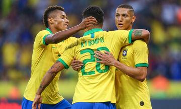 LIVE Streaming: Βραζιλία - Βολιβία (03:30)