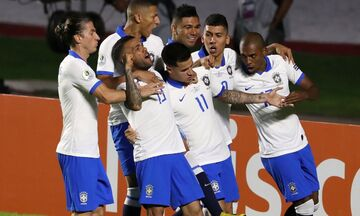 Copa America 2019 - Βραζιλία - Βολιβία 3-0: Υπέροχος Κουτίνιο, γκολάρα από τον Έβερτον (vid)