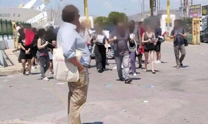 Άνανδρη επίθεση καταγγέλει η Χριστίνα Τσιλιγκίρη
