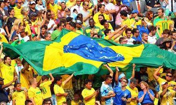 Copa America 2019: Πήγε να δει τη Βραζιλία και τον... πήρε ο ύπνος! (vid)