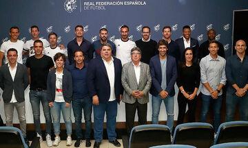 Προπονητές και με τη... βούλα οι Φουστέρ, Καμπιάσο και Ριέρα! (pics)