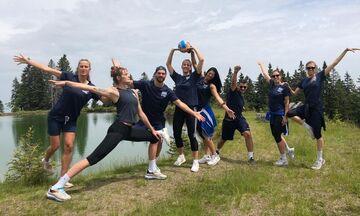Silver League Volley γυναικών: Σλοβενία-Ελλάδα : 3-2