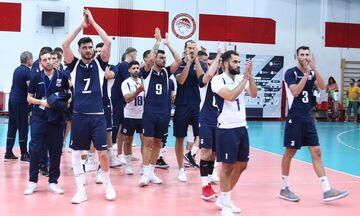 Silver European League Volley ανδρών:  Βοσνία-Ελλάδα 0-3
