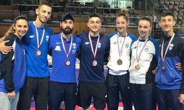Ταε κβον ντο: Έξι μετάλλια για την προολυμπιακή ομάδα στο Λουξεμβούργο
