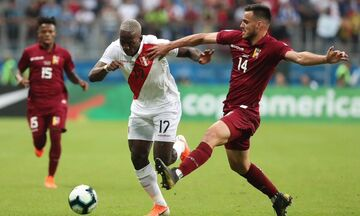 Copa America 2019: Όλα μηδέν, Βενεζουέλα- Περού 0-0