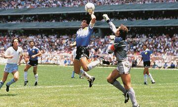 Μαραντόνα: «Εκδίκηση για τον πόλεμο το γκολ με το χέρι»